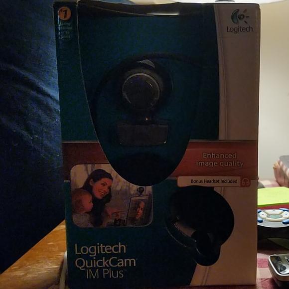 Logitech Other - Logitech Quickcam IM Plus
